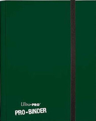 Ultra Pro Pro-Binder - Dark Green